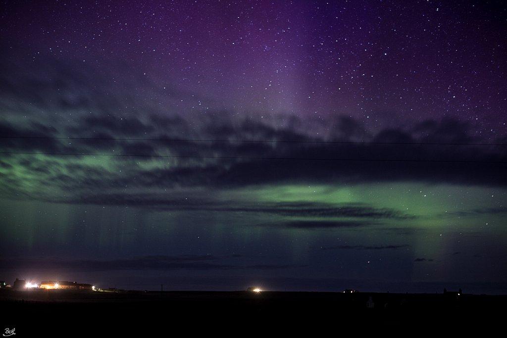 Aurora Borealis 5th April 2014