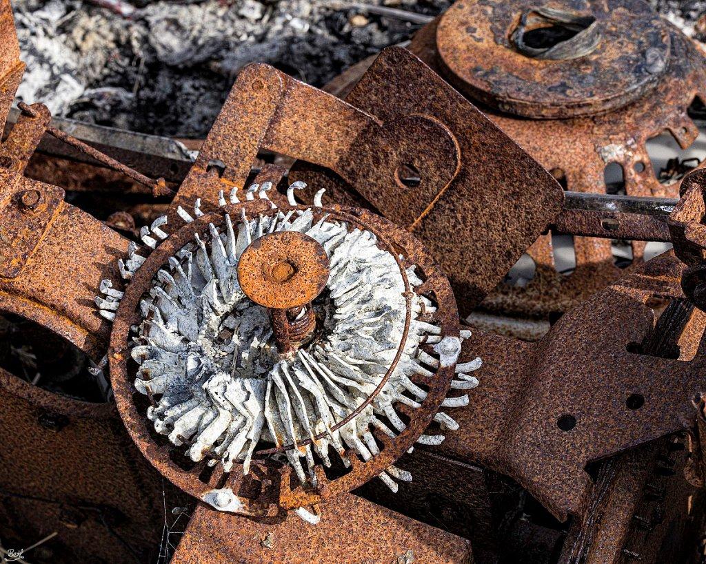 4 Rust